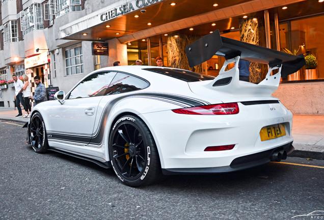 Porsche 991 GT3 APR Performance