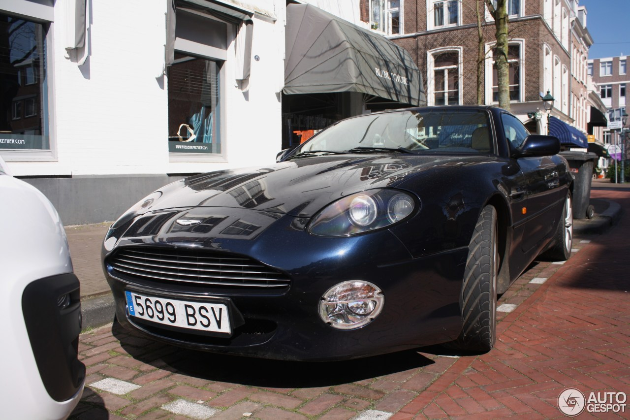Aston Martin Db7 Vantage 5 Abril 2017 Autogespot