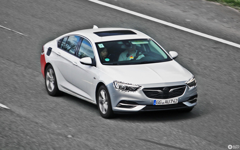 Opel Insignia 2017 5 April 2017 Autogespot