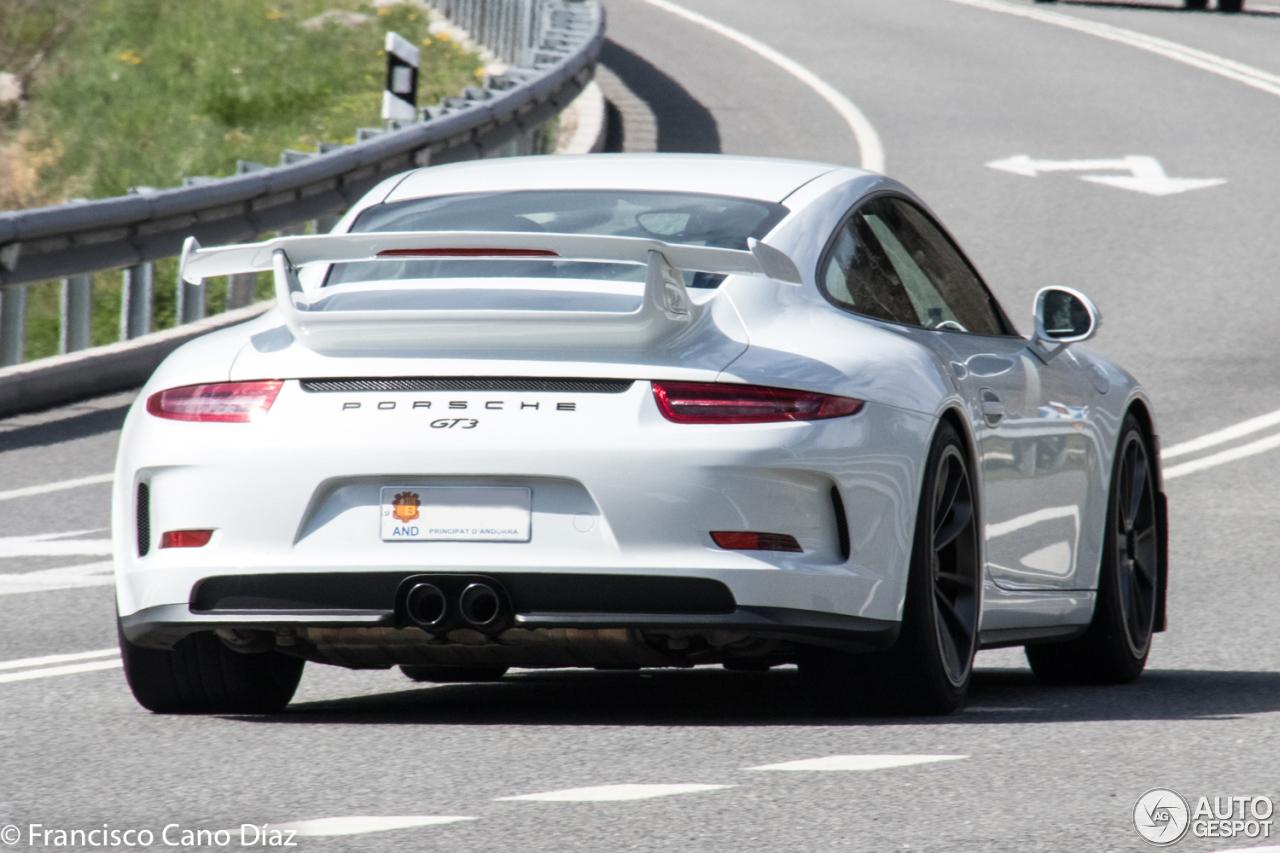 Porsche 991 GT3 - 5 April 2017 - Auspot on porsche gt3, porsche hre p101 wheels, porsche turbo s, porsche sapphire blue wallpaper, porsche gemballa, porsche 550 wing, porsche cayenne, porsche 4 door, porsche convertible,