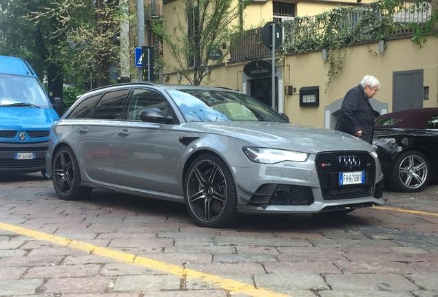 Audi ABT RS6 Avant C7 2015 1 of 12