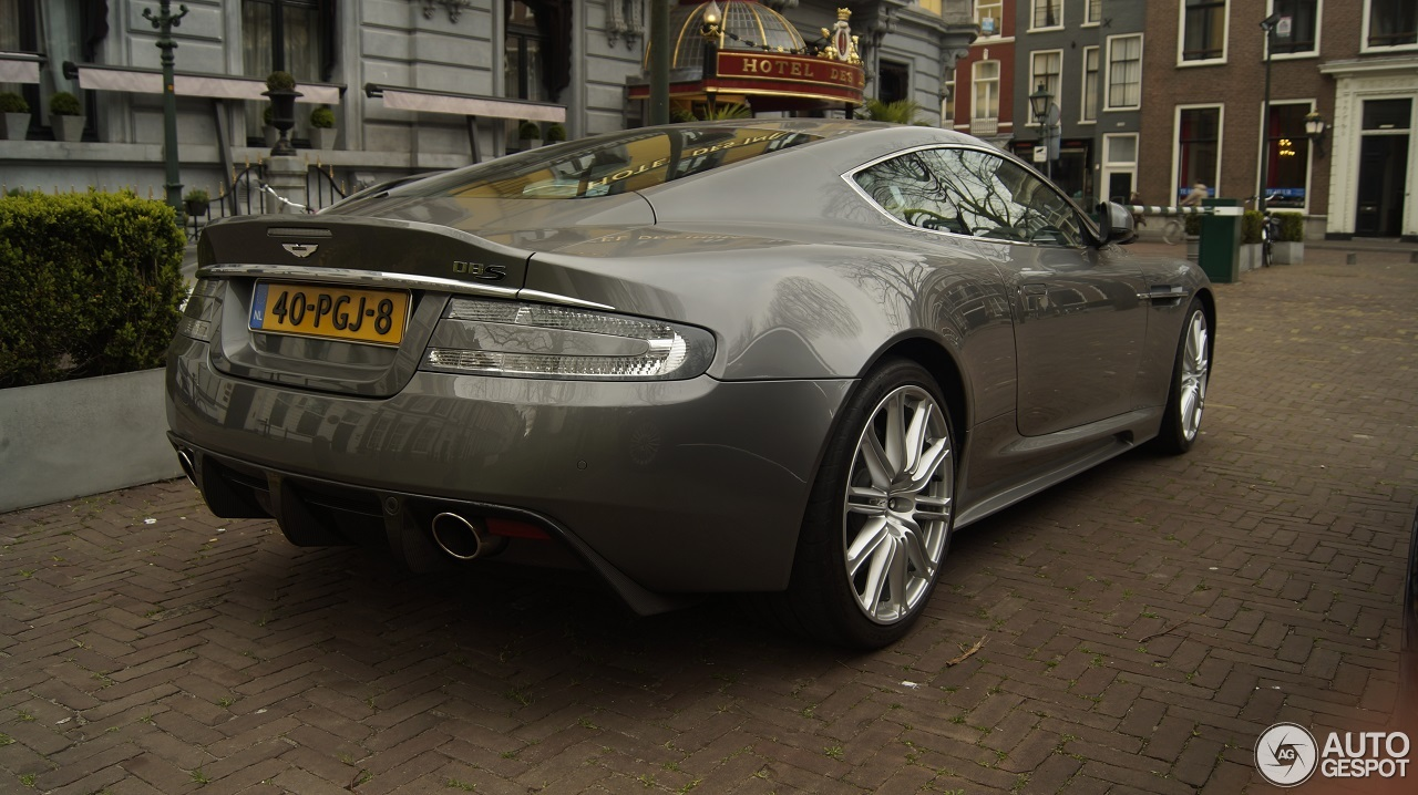 Aston Martin DBS - 6 April 2017 - Autogespot