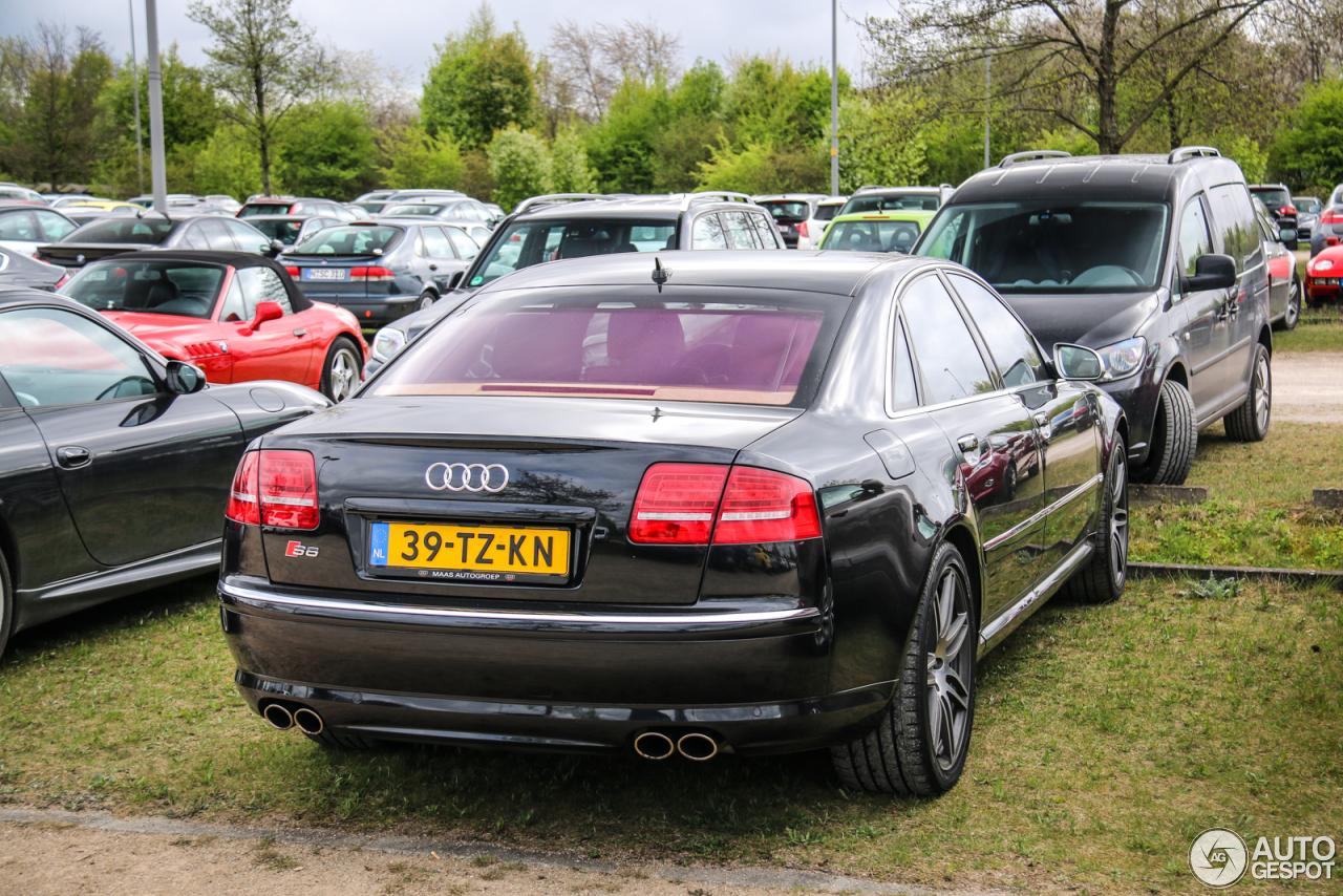 Audi S8 D3 - 6 April 2017 - Auspot