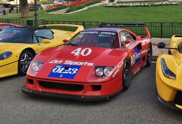 Ferrari F40 LM Michelotto