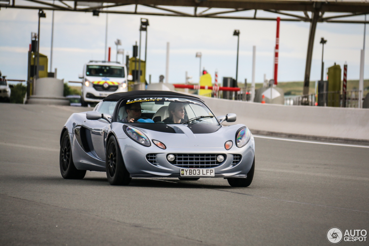 lotus elise s2 135r 7 april 2017 autogespot. Black Bedroom Furniture Sets. Home Design Ideas