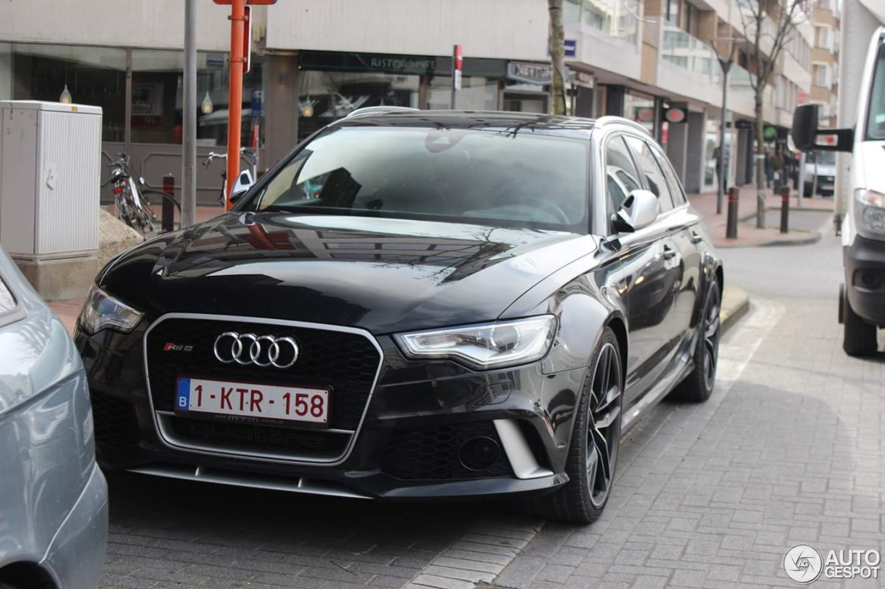 audi mtm rs6 r avant c7 8 april 2017 autogespot. Black Bedroom Furniture Sets. Home Design Ideas