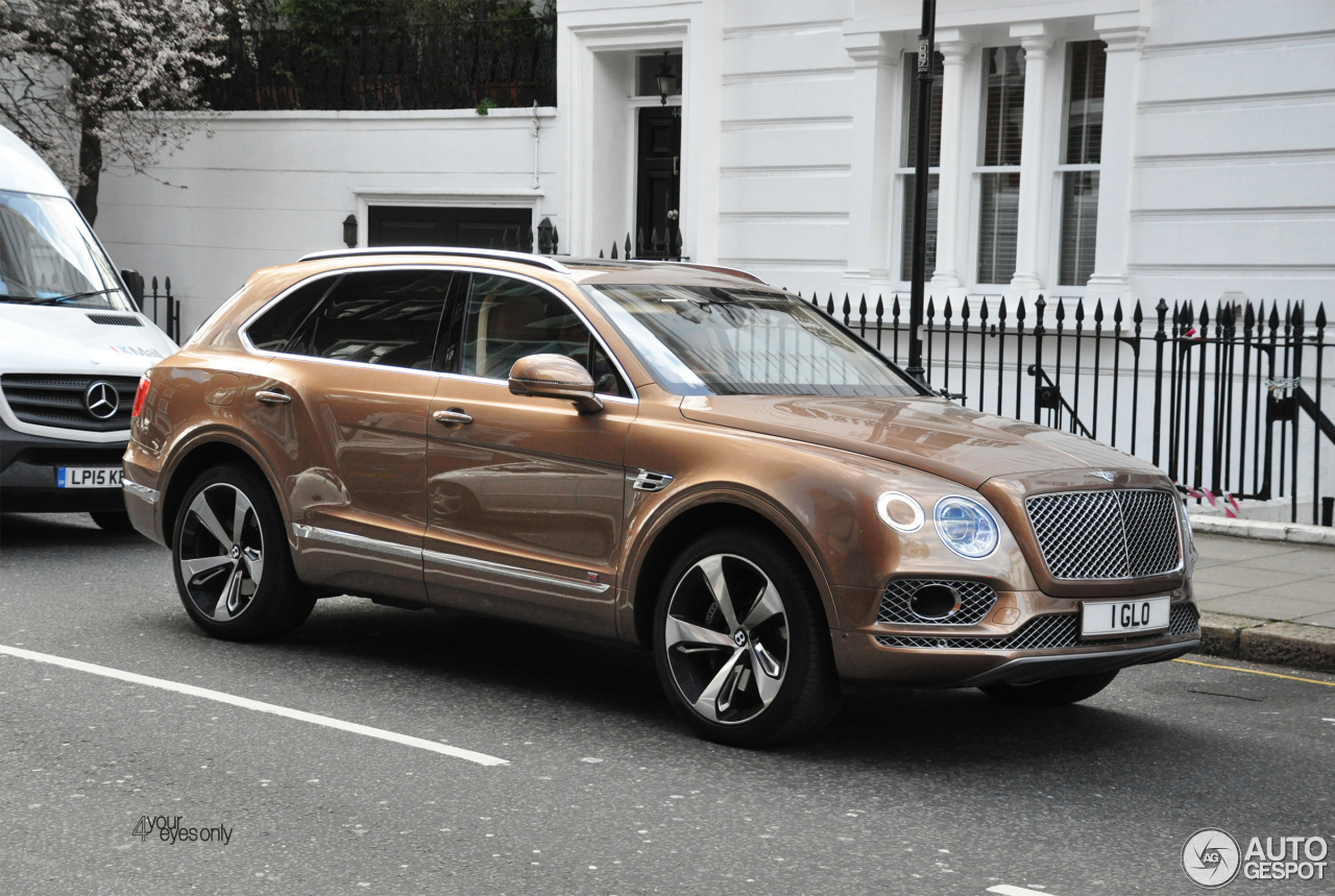 bentley bentayga first edition 9 april 2017 autogespot. Black Bedroom Furniture Sets. Home Design Ideas