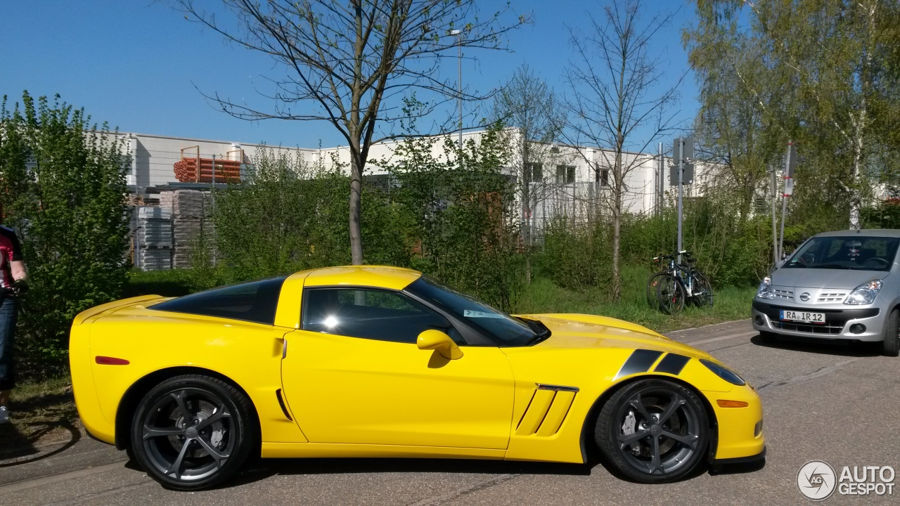 Chevrolet Corvette C6 Grand Sport 9 April 2017 Autogespot