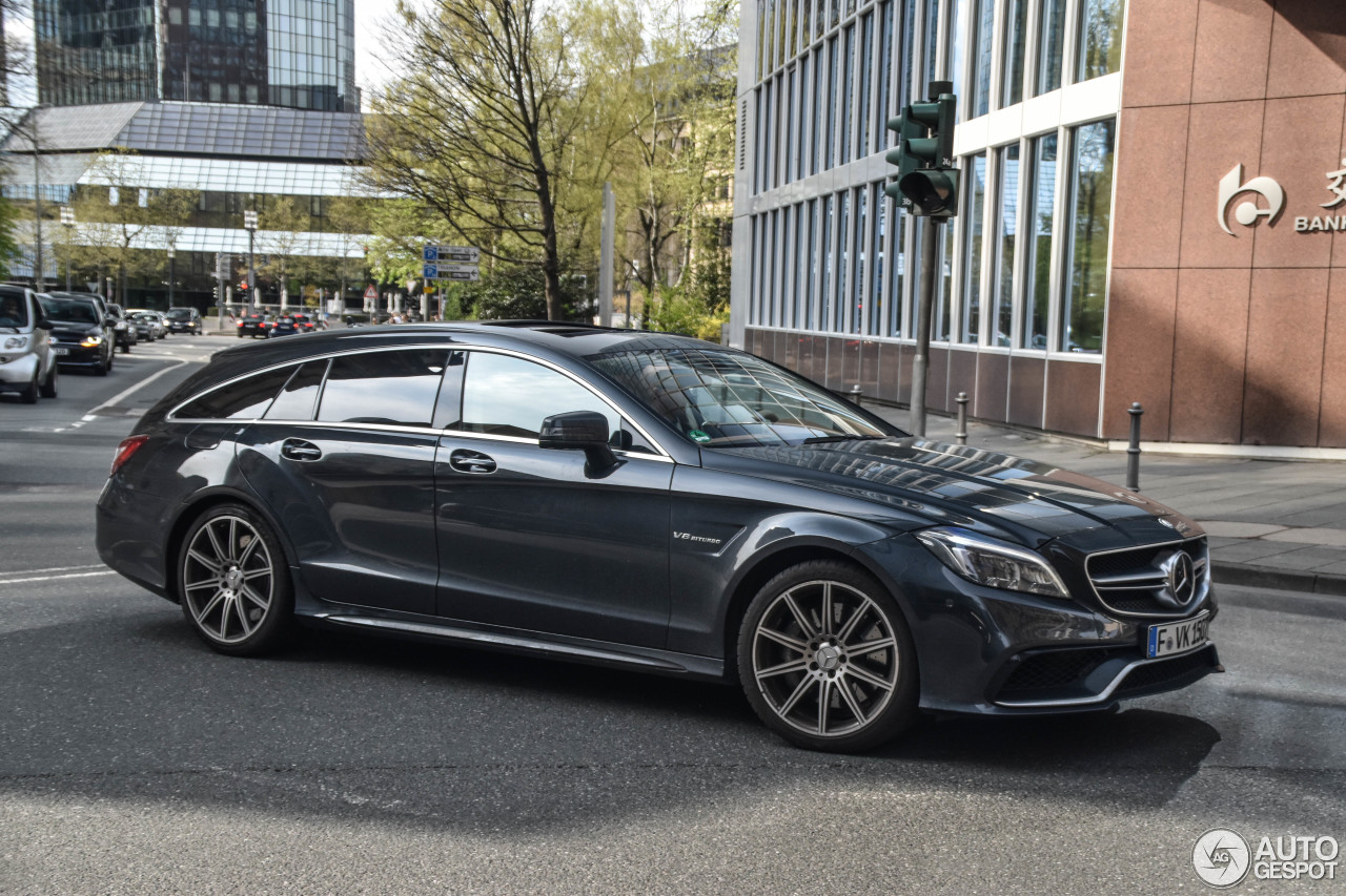 mercedes benz cls 63 amg x218 shooting brake 2015 9 april 2017 autogespot. Black Bedroom Furniture Sets. Home Design Ideas