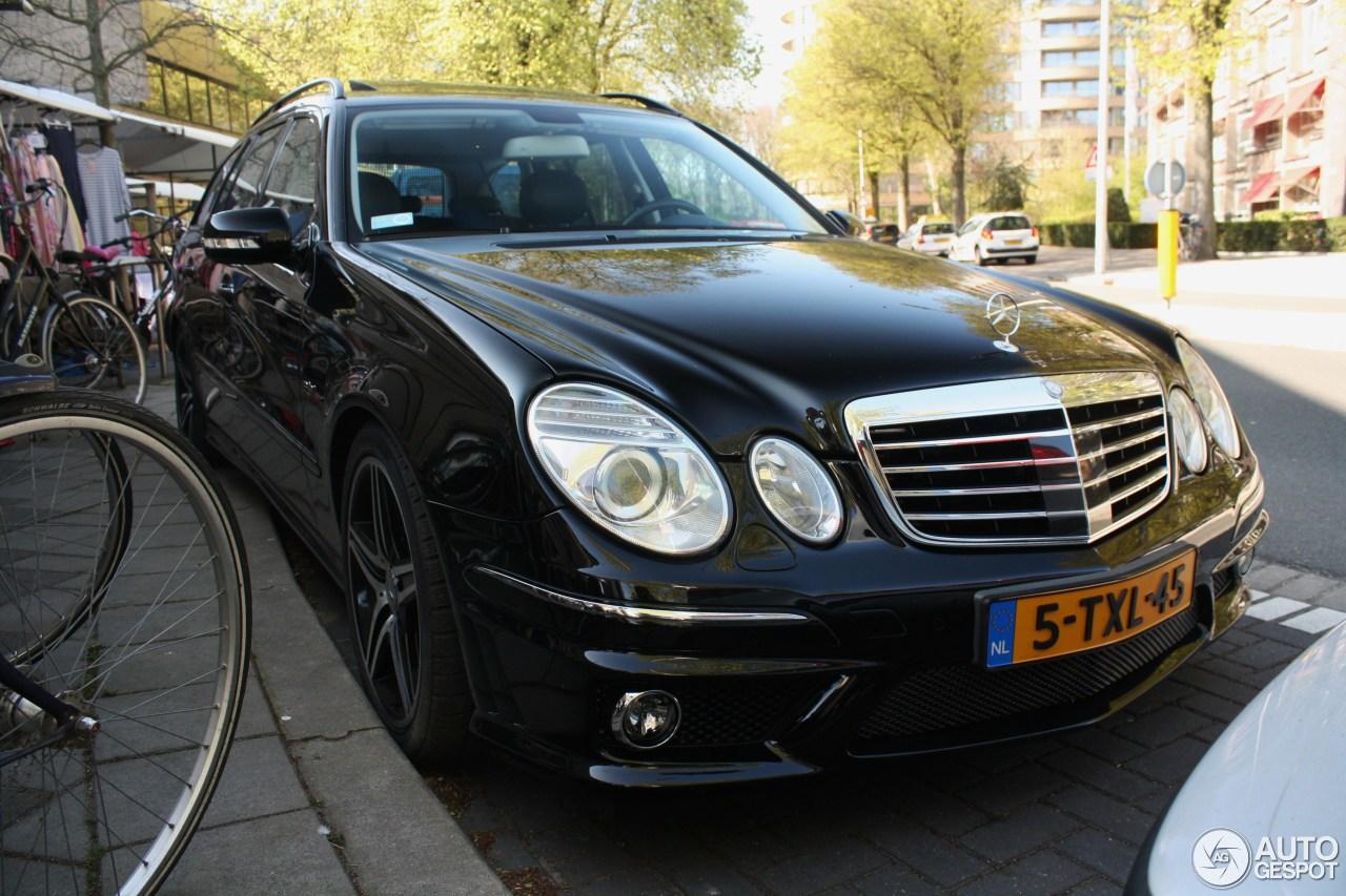 Mercedes benz e 63 amg combi 9 april 2017 autogespot for All types of mercedes benz cars