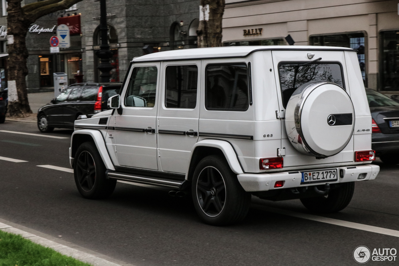Mercedes benz g 63 amg 2012 9 april 2017 autogespot for 2017 mercedes benz amg g 63