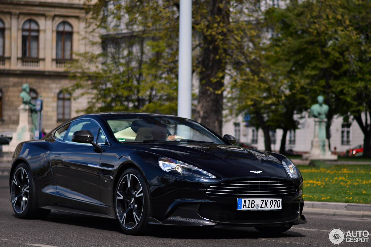 Aston Martin Vanquish S 2017 - 10 April 2017 - Autogespot