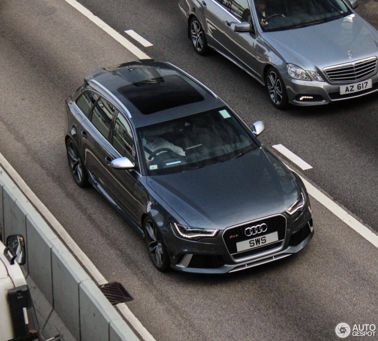 2017 Audi Rs 7 Camshaft: Audi RS6 Avant C7