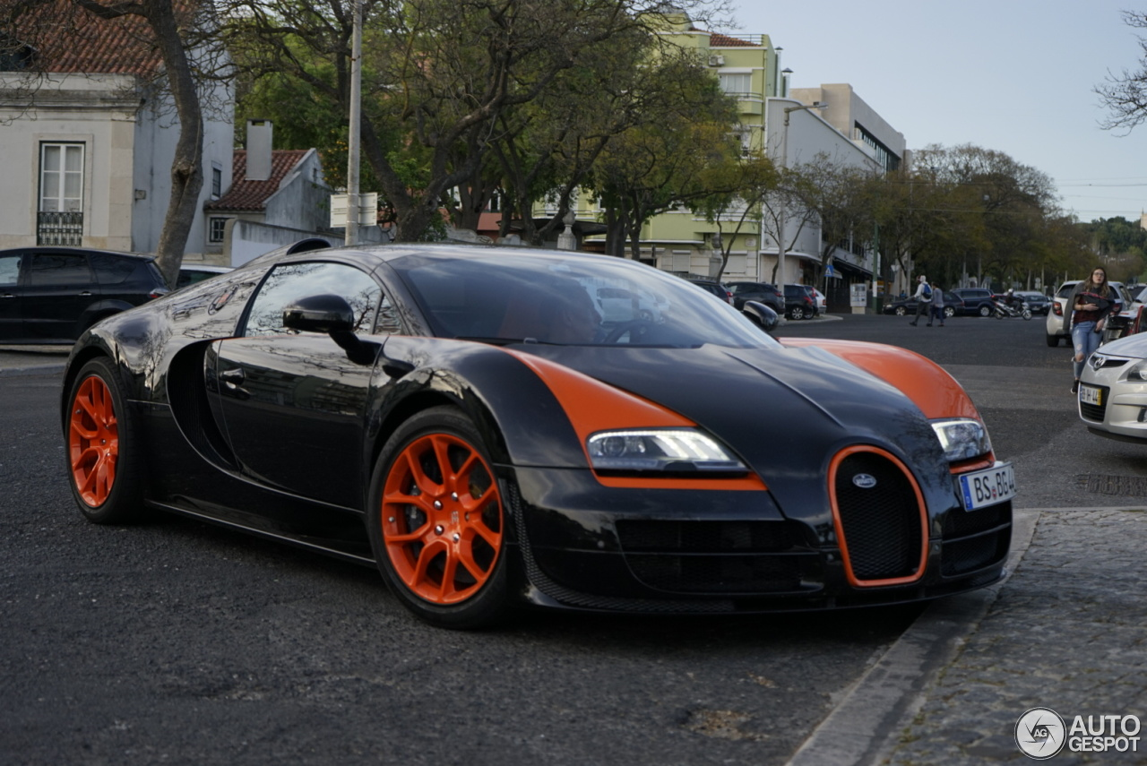 bugatti veyron 16 4 grand sport vitesse world record car edition 10 april 2017 autogespot. Black Bedroom Furniture Sets. Home Design Ideas