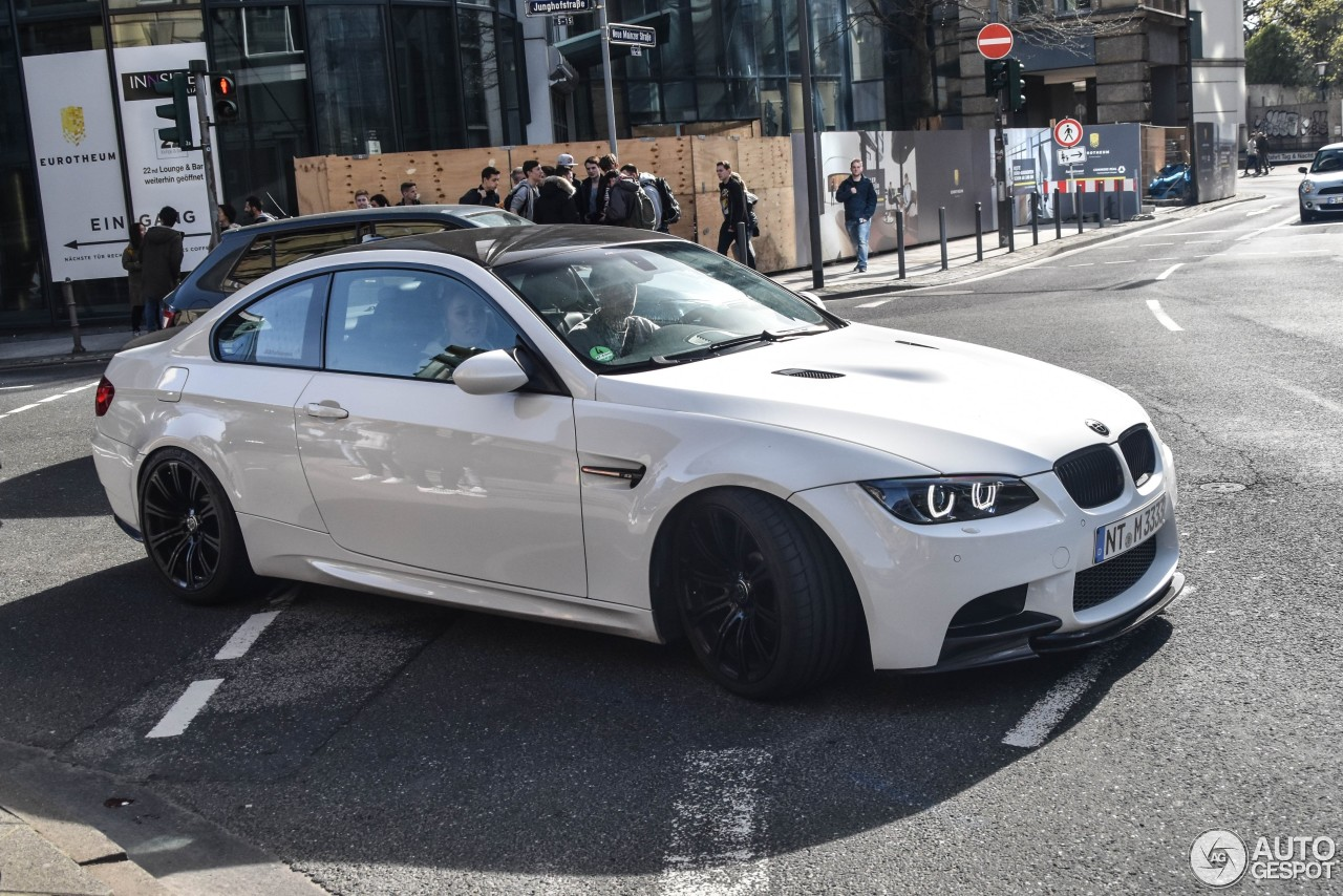 Bmw M3 E92 Coup 233 11 April 2017 Autogespot