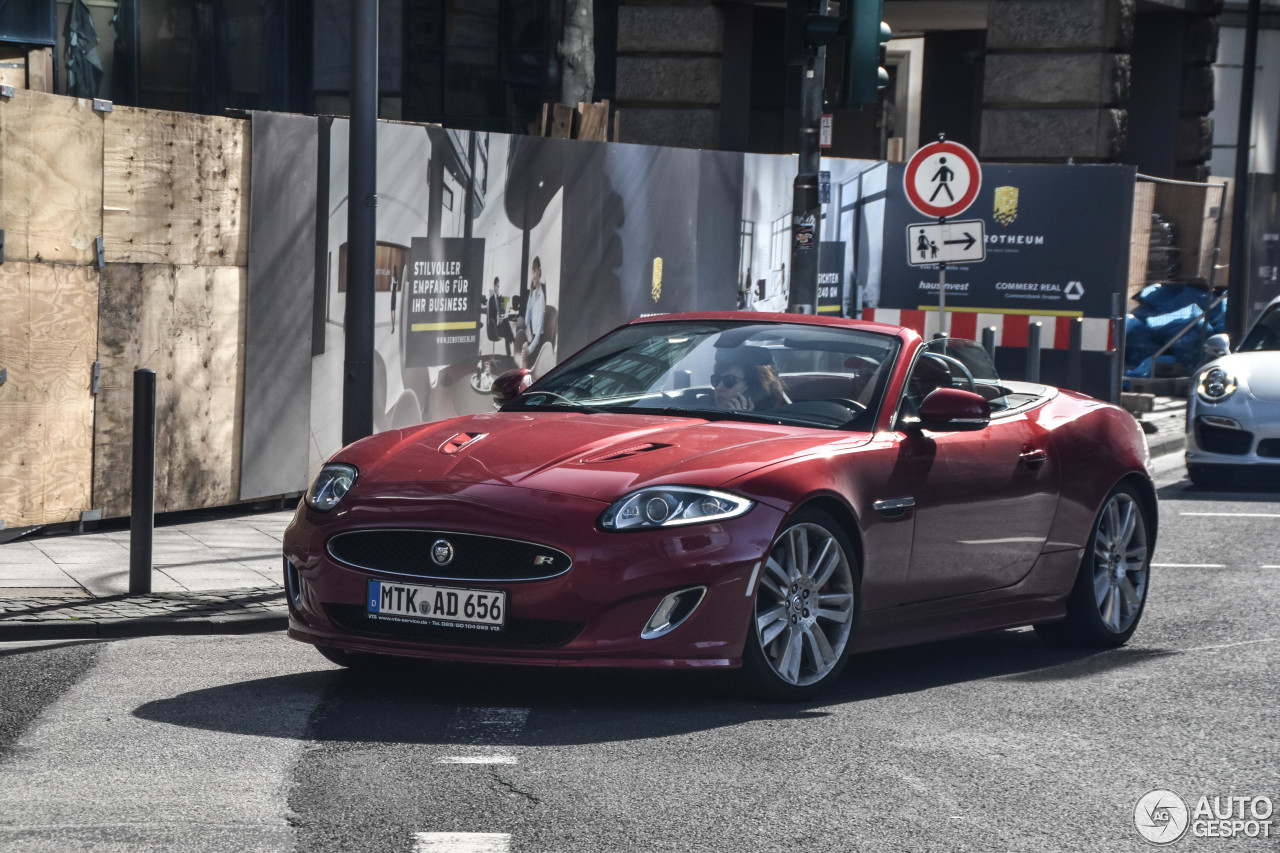 Jaguar Xkr Convertible 2017