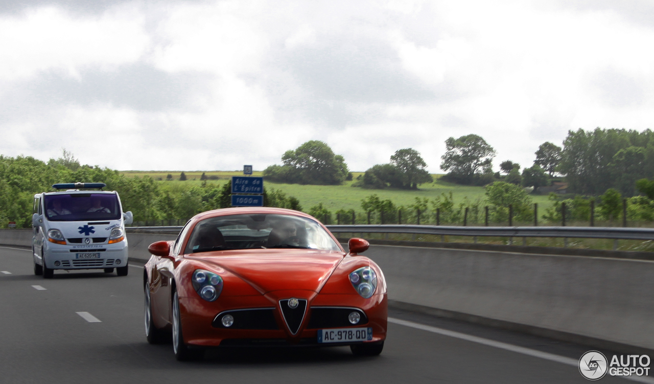 alfa romeo 8c competizione 12 april 2017 autogespot. Cars Review. Best American Auto & Cars Review