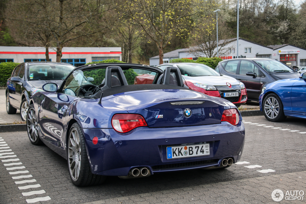 Bmw Z4 M Roadster 13 April 2017 Autogespot