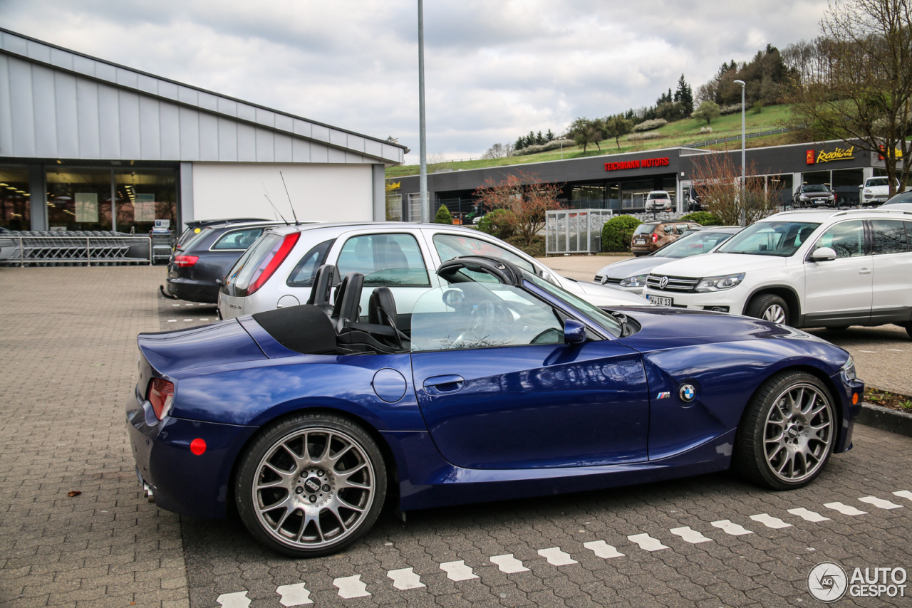 bmw z4 m roadster 13 april 2017 autogespot. Black Bedroom Furniture Sets. Home Design Ideas