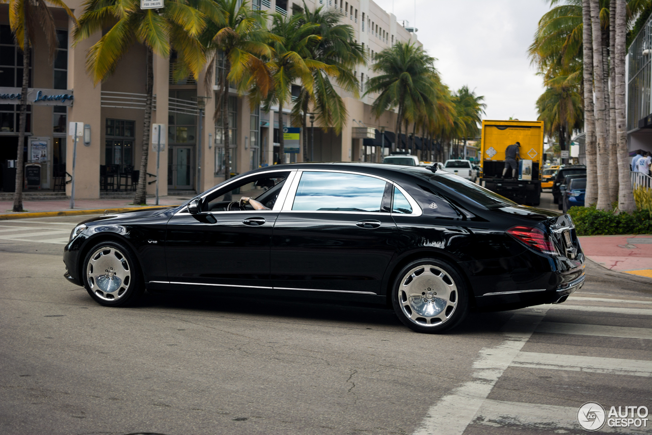 mercedes maybach s600 13 april 2017 autogespot. Black Bedroom Furniture Sets. Home Design Ideas