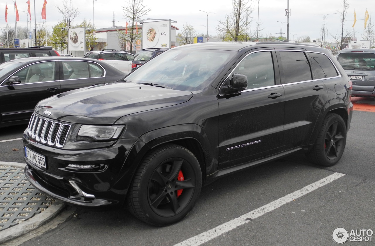 jeep grand cherokee srt 8 2013 14 april 2017 autogespot. Cars Review. Best American Auto & Cars Review