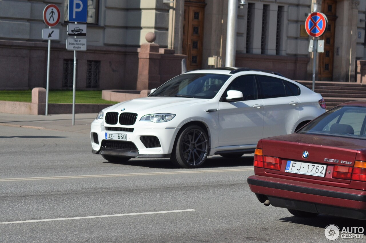 Bmw X6 M E71 Pp Performance 15 April 2017 Autogespot