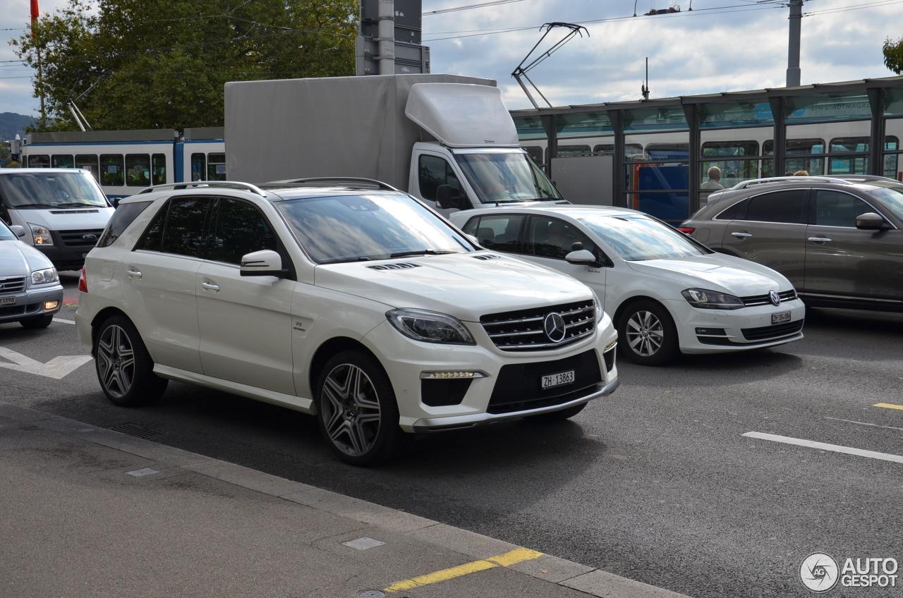 Mercedes benz ml 63 amg w166 15 april 2017 autogespot for Mercedes benz ml 2017