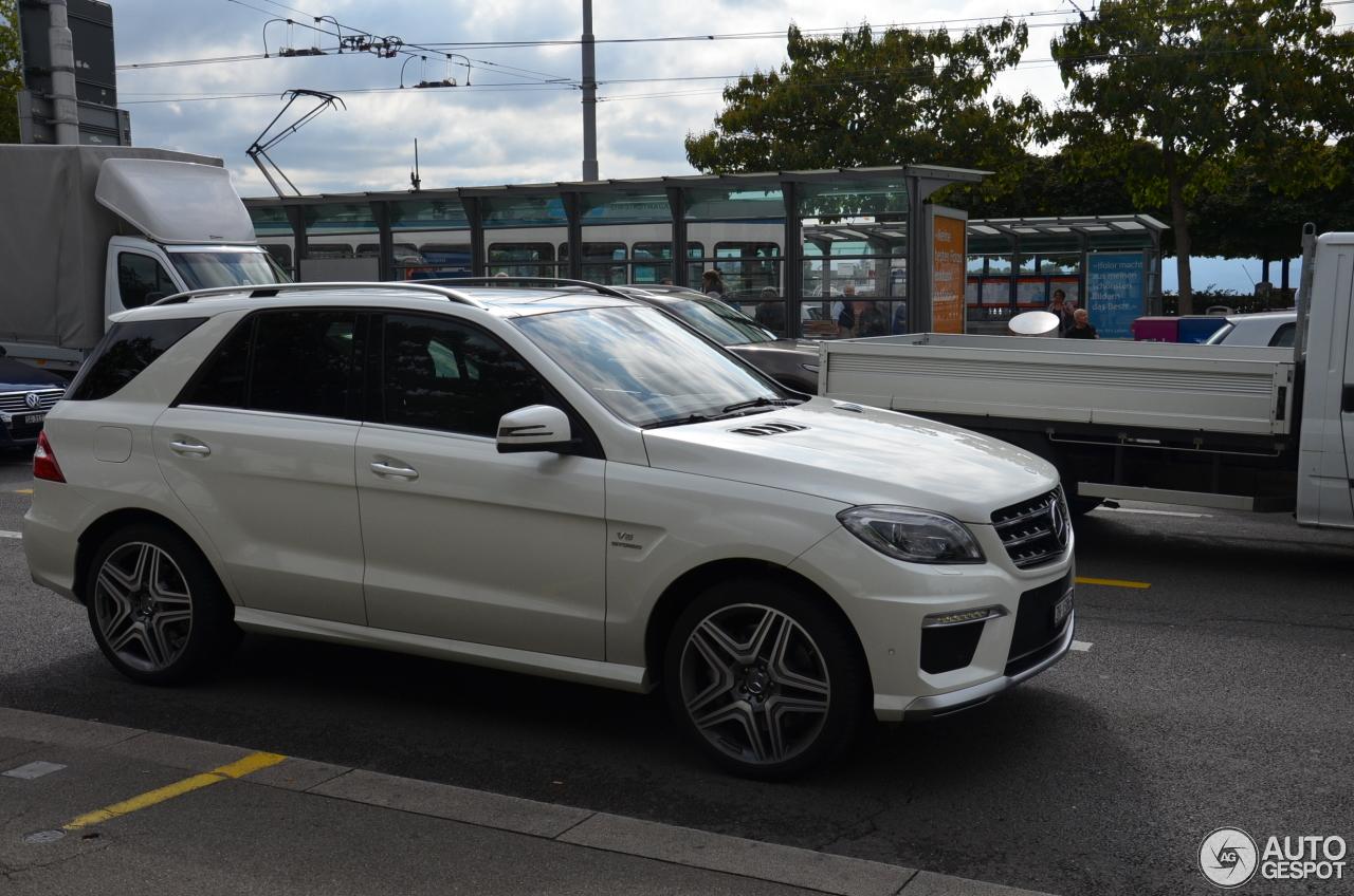 Mercedes benz ml 63 amg w166 15 april 2017 autogespot for Mercedes benz ml 63