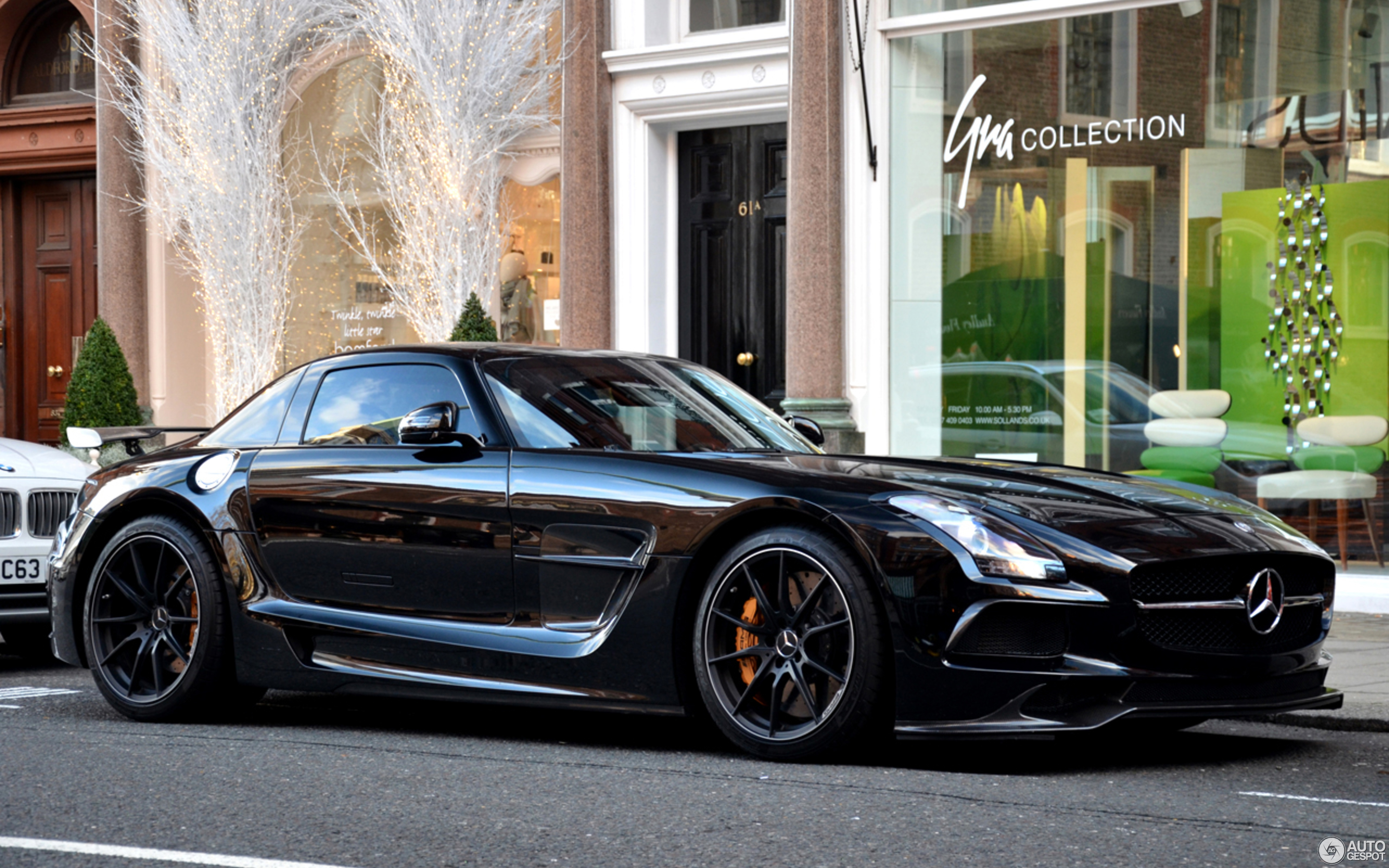 Mercedes-Benz Renntech SLS AMG Black Series - 15 avril ...