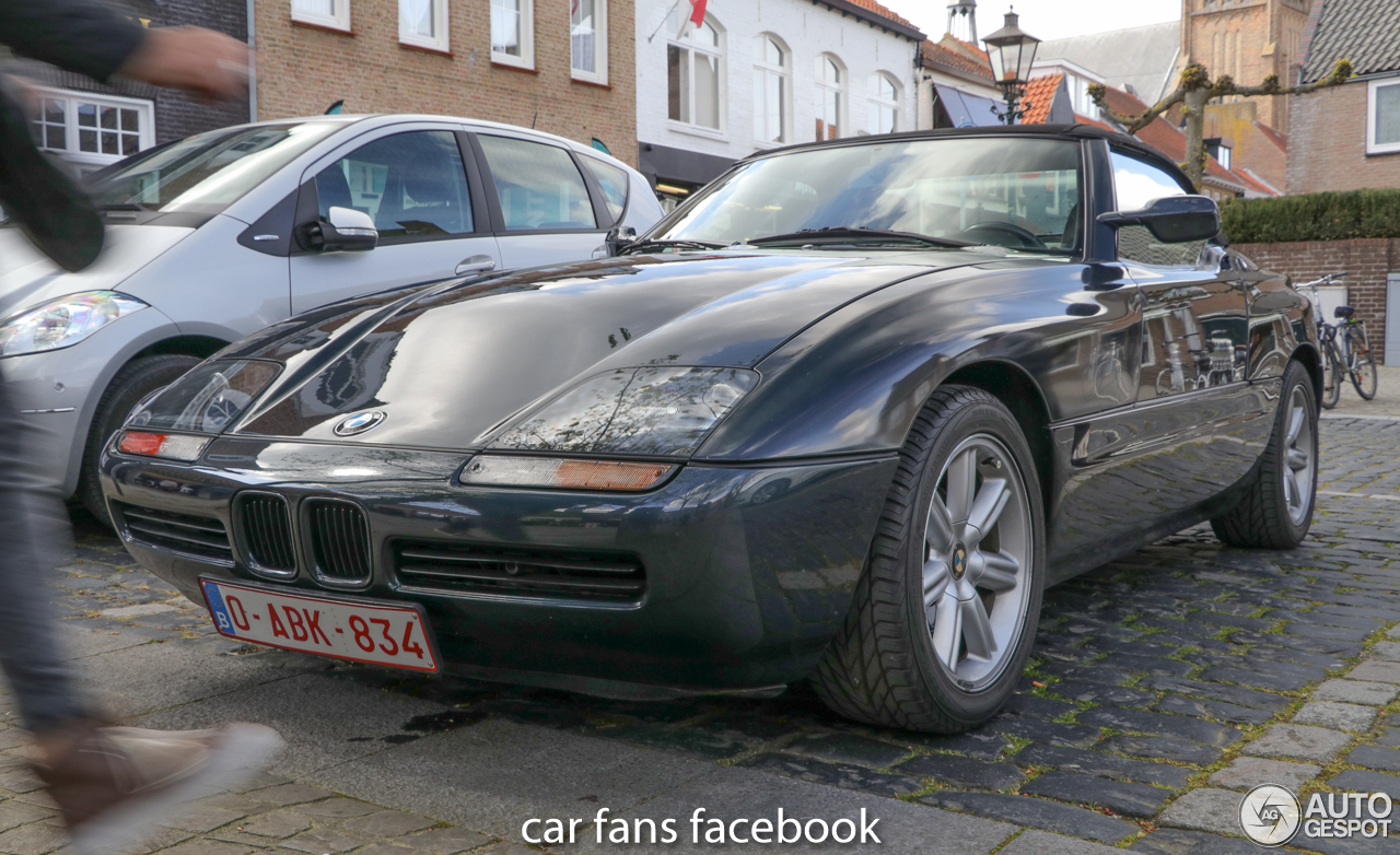 bmw z1 16 april 2017 autogespot. Black Bedroom Furniture Sets. Home Design Ideas
