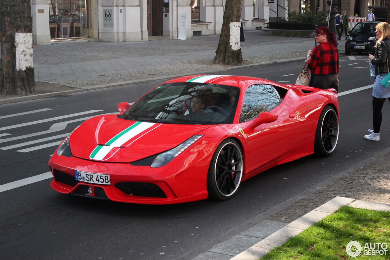 Ferrari 458 Italia - 16 April 2017 - Autogespot