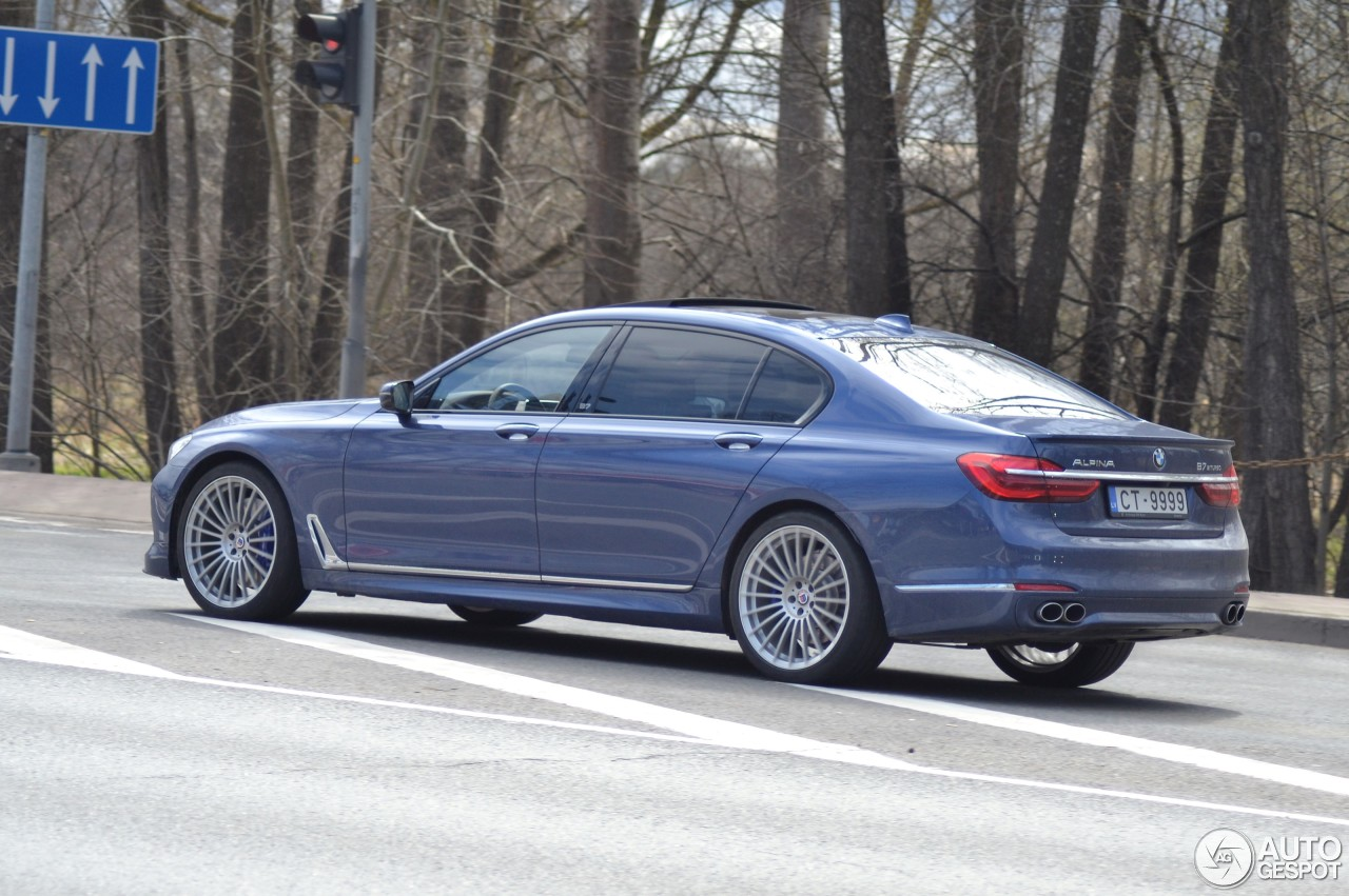 Alpina B7 Biturbo 2017 - 17 april 2017 - Autogespot
