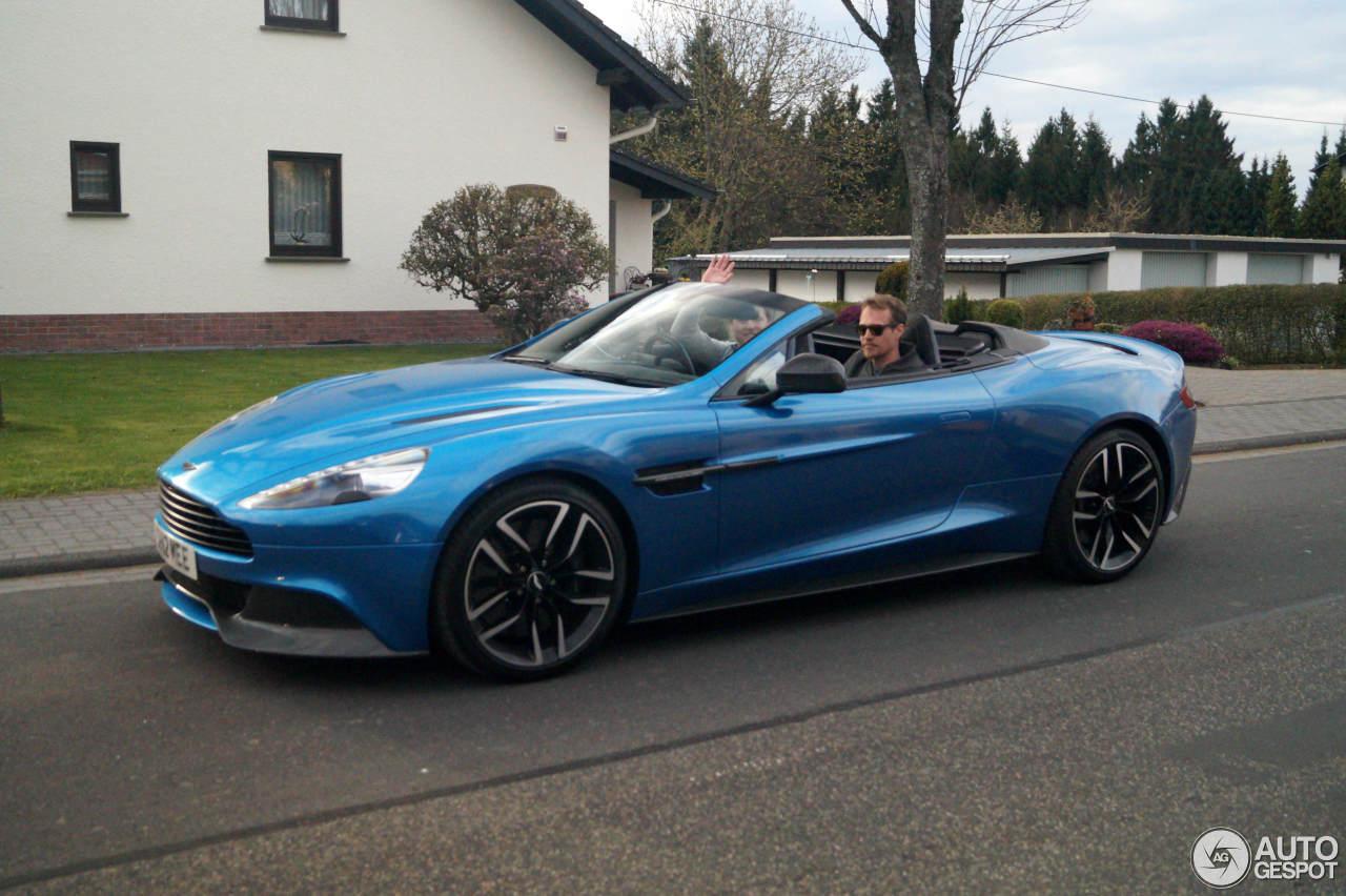 Exotic Car Spots Worldwide Hourly Updated Autogespot Aston - Aston martin vanquish volante
