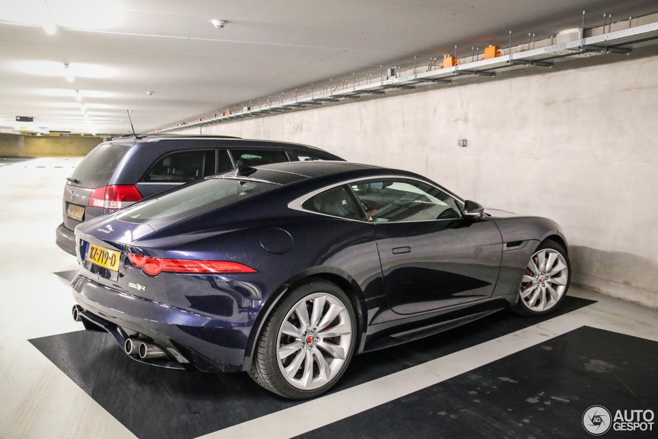 jaguar f type r awd coup 17 april 2017 autogespot. Black Bedroom Furniture Sets. Home Design Ideas