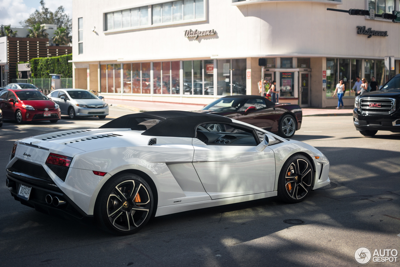 Lamborghini Gallardo Lp560 4 Spyder 2013 17 April 2017 Autogespot