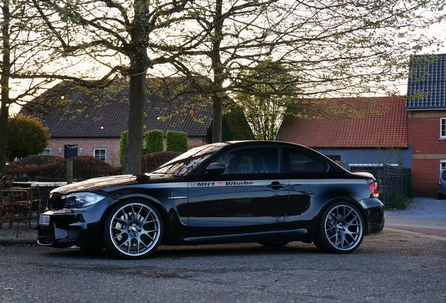 BMW Manhart Performance MH1 450 Biturbo