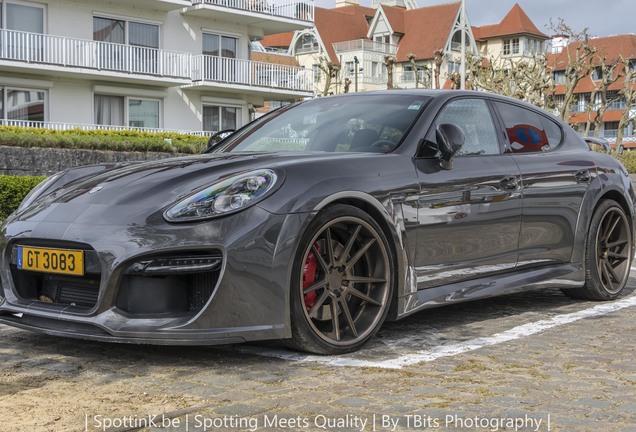 Porsche Panamera Turbo TechArt Grand GT MkII