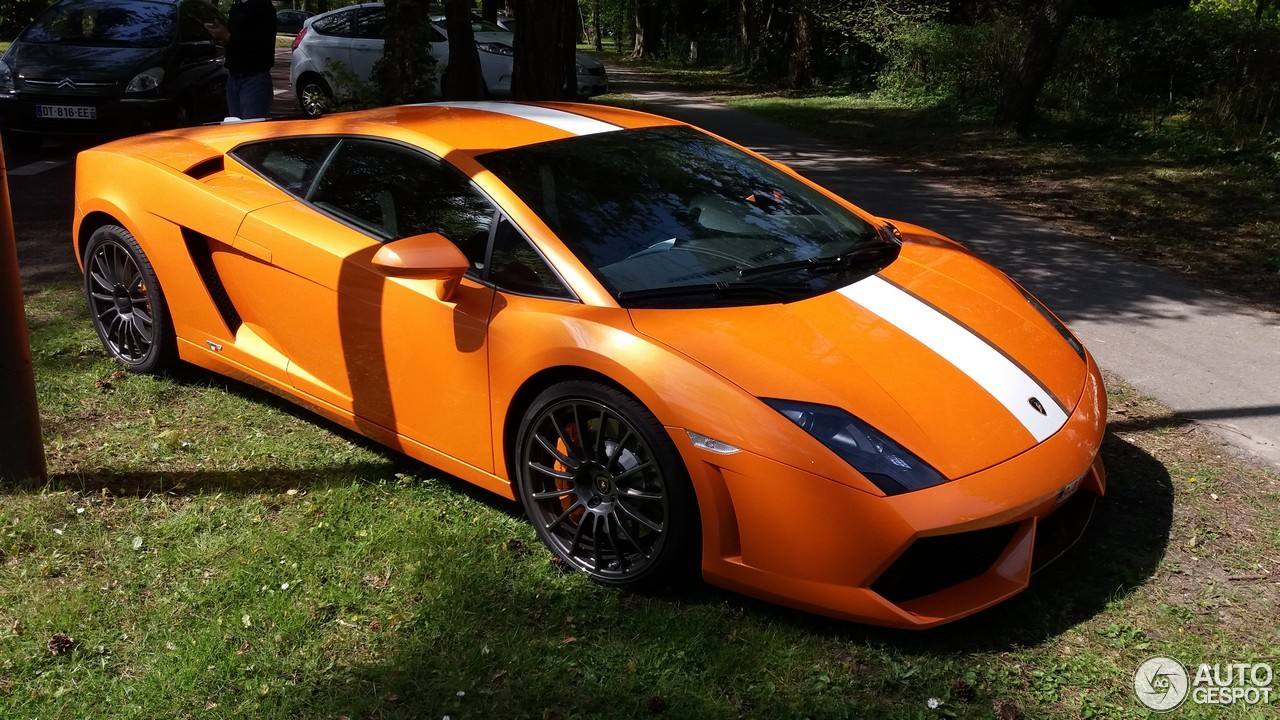 Lamborghini Gallardo Lp550 2 Valentino Balboni 18 April 2017