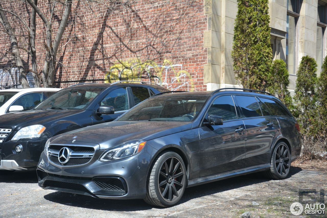 Mercedes benz e 63 amg s estate s212 18 april 2017 for All types of mercedes benz cars