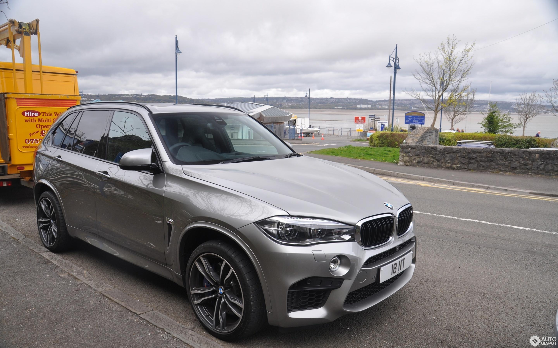 BMW X5 M F85 18 April 2017 Autogespot