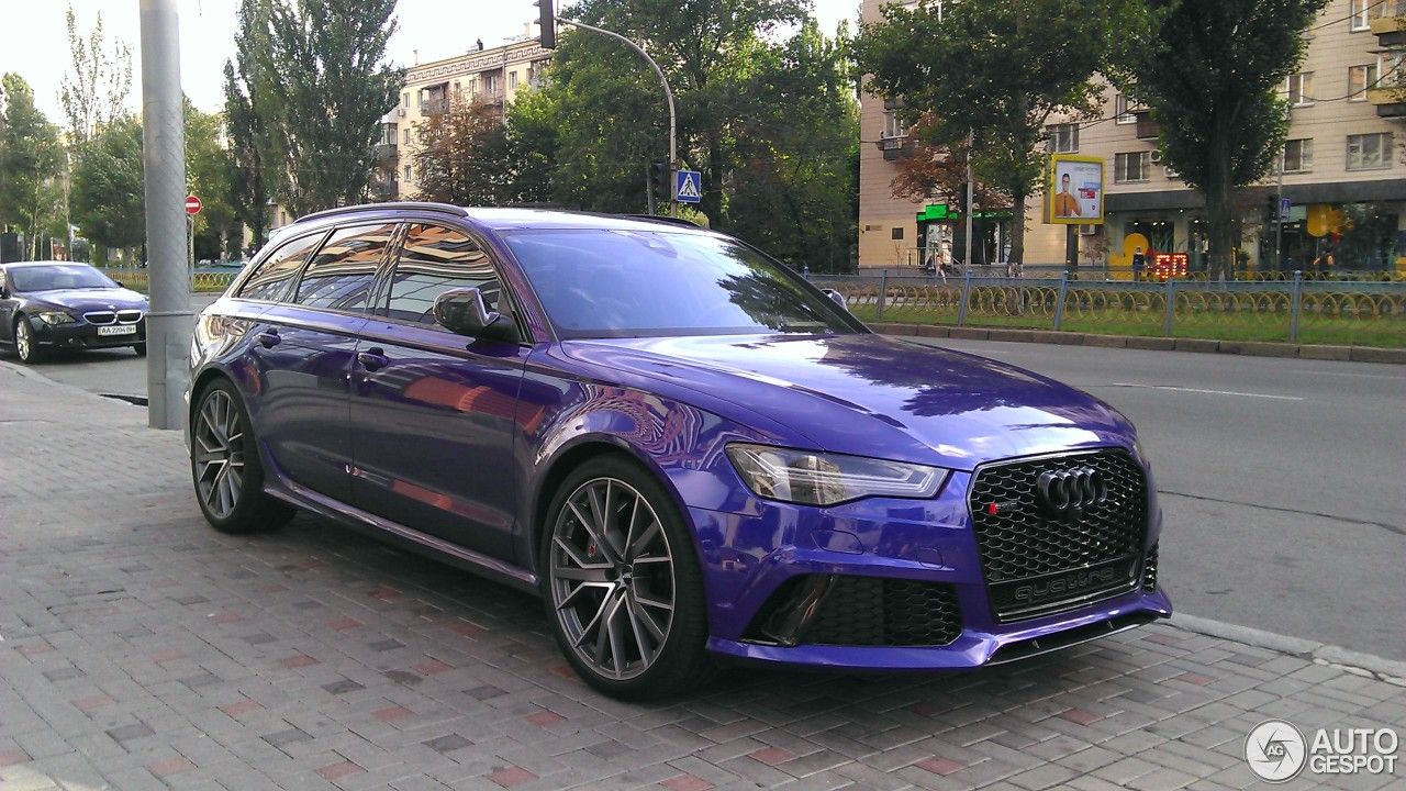 Audi Rs6 Avant C7 2015 19 April 2017 Autogespot