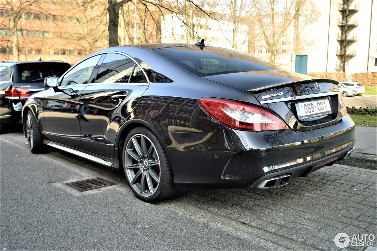 mercedes amg cls 63 s c218 2016 19 april 2017 autogespot. Black Bedroom Furniture Sets. Home Design Ideas