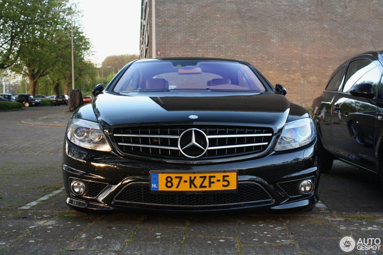 Mercedes benz cl 63 amg c216 19 april 2017 autogespot for Mercedes benz nl