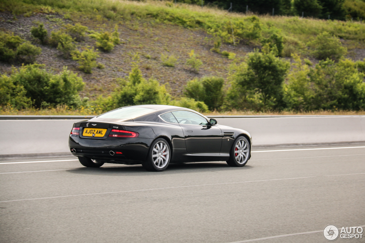 Aston Martin DB9 - 20 April 2017 - Autogespot