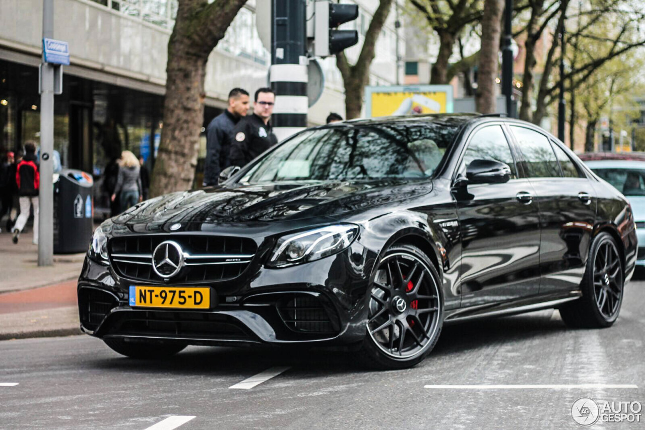 2018 mercedes amg e63s for Mercedes benz e63s amg