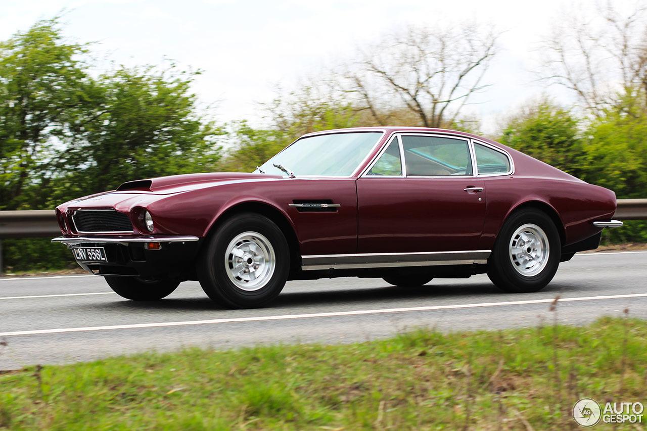 Aston Martin V8 1972 1987 21 2017 Autogespot