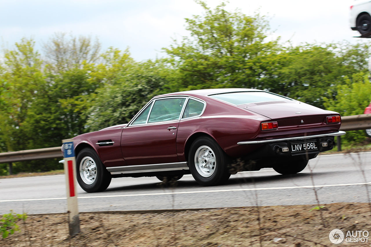 Aston Martin V8 1972 1987 21 April 2017 Autogespot