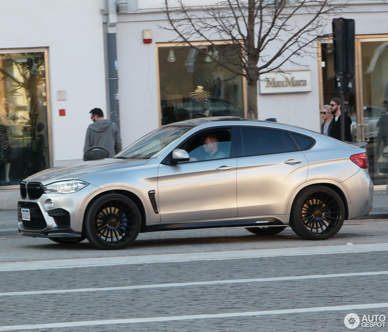 Bmw X6 Price In Germany: BMW Hamann X6 M F86