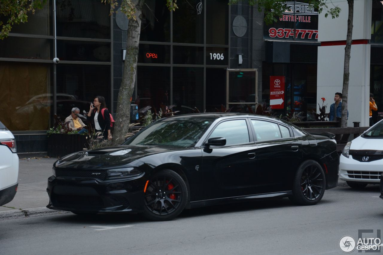 Dodge Charger SRT Hellcat 2015 - 21 April 2017 - Autogespot