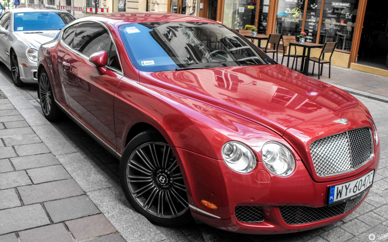 Bentley Continental GT Speed 21 April 2017 Autogespot